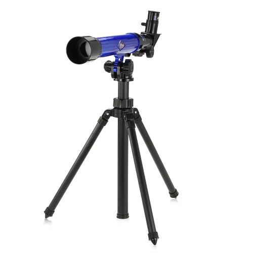 C2102 3つの異なる倍率の接眼レンズを備えた初期開発科学望遠鏡