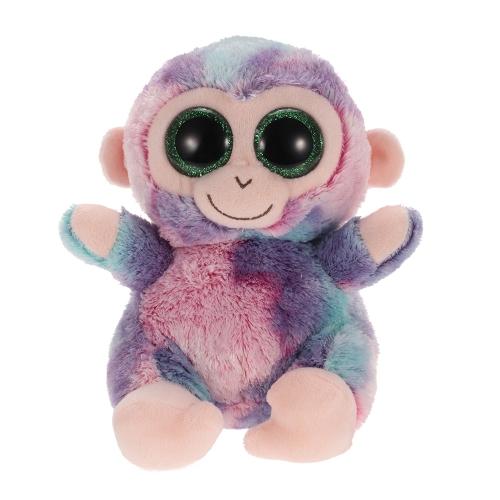 20cm duże oczy nadziewane małe różowe świnki duże oczy zwierząt pluszowe zabawki świąteczne i urodzinowe dla dzieci