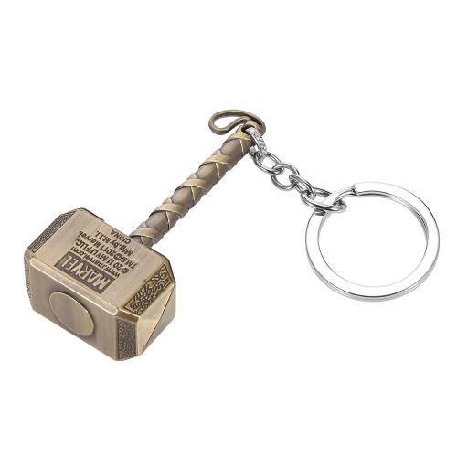 ウォークラフトの世界キーリングArthasMenethil Frostmourneメタルキーチェーンの剣