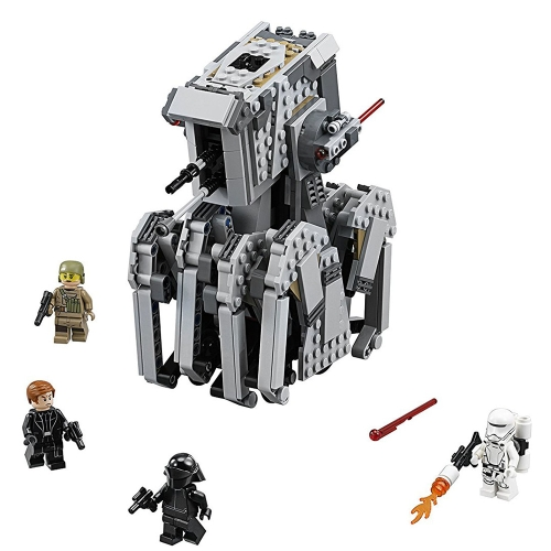 Oryginalne pudełko LEPIN 05126 620szt. Zestaw Star Wars First Order Heavy Scout Walker Robot Building blocks