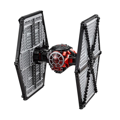 LEPIN 05005 562pcs Star Wars First Order Special Forces TIE Fighter Star Wars Spaceship Building blocks Kit Set - Plastic Bag Package