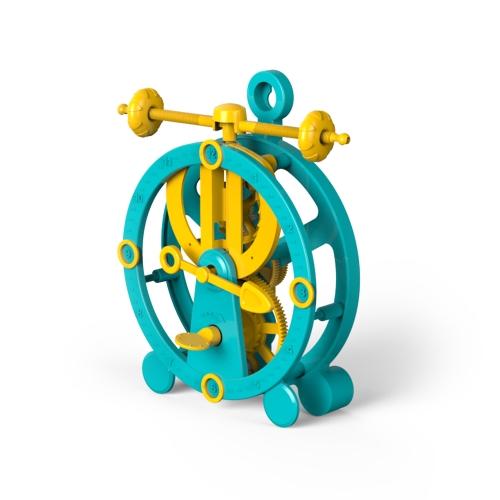 ODEV Educational STEM Kit Czas Pendulum Nauka Oświecenie DIY Budowanie Hands-on Learning Experience Zabawka dla dzieci Prezent