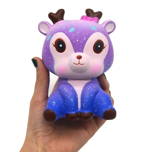Squishy Slow Rising Starry Sky Fawn Collection Gift Decor Funny Toy