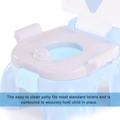 Toilet Seat bambino igienici Pad Seduto Cuscino servizi igienici per bambini confortevole banale del bambino sede Unisex
