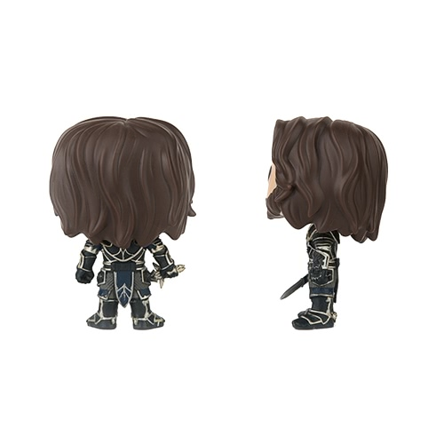 FUNKO POP Movie Warcraft Action Figure Vinyl Model Ornaments - Lothar