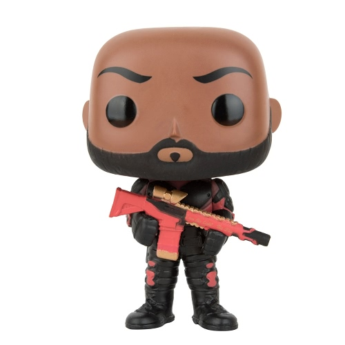 FUNKO POP film Suicide Squad action figure in vinile Modello Collection - Deadshot Unmasked