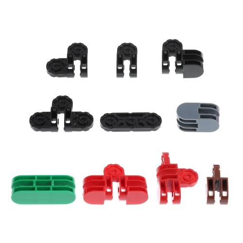 144 Pezzi trasformabile Dinosaur blocchi di costruzione Building Blocks Blocchi 3D costruzione rivestimenti