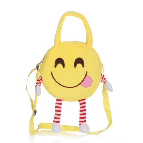 Cute Emoji Emoticon Shoulder Bag Backpack