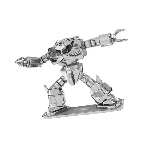 3Dパズルロボット -  3Dメタルモデルキット -  DIYモデル動物教育玩具