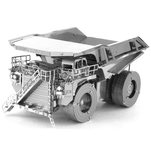 3D Puzzles Truck Traktor - 3D Metall Modell Kit - DIY Modell Tier pädagogischen Spielzeug