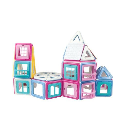 85PCS Magnet Building Magnetic Blocks Construction Educational Toys for Kids
