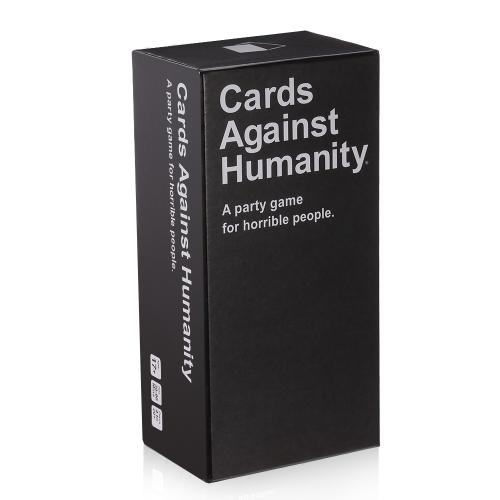 Contro le carte da gioco del partito dell'umanità