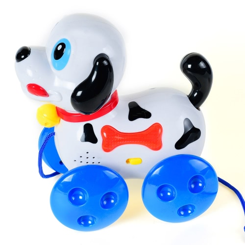 Baoli Naughty Dog Electric Music Puppy Electric Pet Toy for Kids