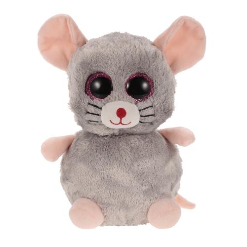 20cm große Augen gefüllt kleine rosa Schwein große Augen Tier Plüschtier Weihnachten und Geburtstagsgeschenk für Kinder