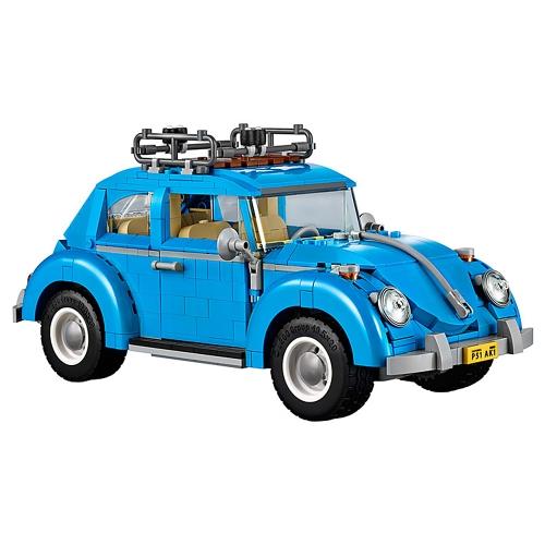 Caja Original LEPIN 21003 1193pcs Creator Expert Volkswagen Escarabajo Modelo Building Blocks Bricks Kit