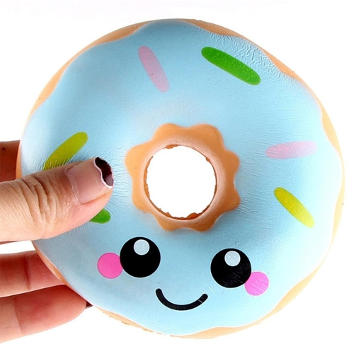 Squishy Slow Rising Cute Donuts Collection Gift Decor Funny Toy