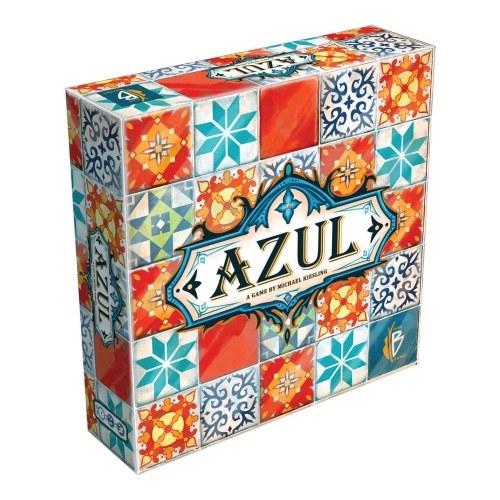 Azul Estrategia Juego de mesa Juego de mesa Juegos de cartas Fabricación de azulejos y construcción Juguete familiar divertido