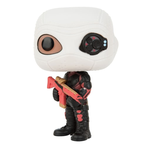 FUNKO POP film Suicide Squad action figure in vinile Modello Collection - Deadshot mascherato