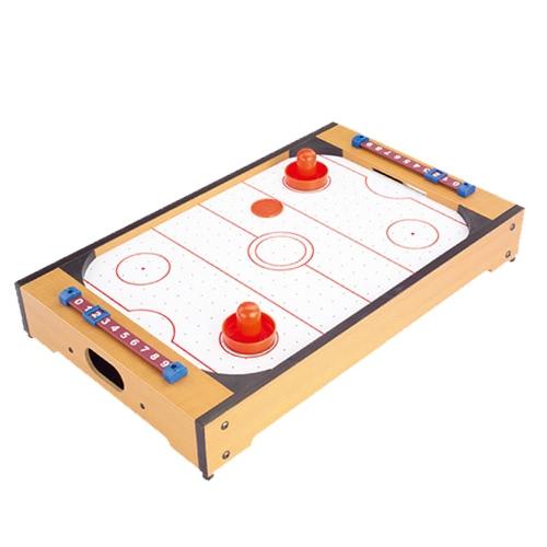 HUANGGUAN TOYS HG298Dミニエアホッケーテーブルインテリジェンス活動教育ゲームおもちゃギフト用ギフト