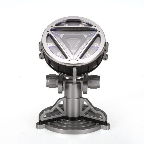 1/1 Iron Man Arc Reactor con LED Light Movie Prop per Amicizia Collezione regalo Kids Toy