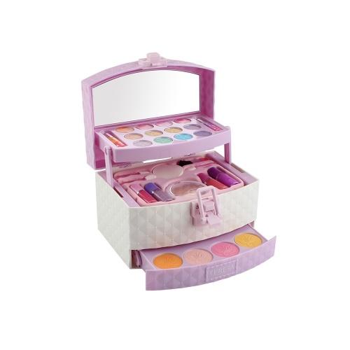 Mädchen Make-up Kit für Kinder Waschbare Mode Make-up Set Mädchen spielen Kosmetik Set