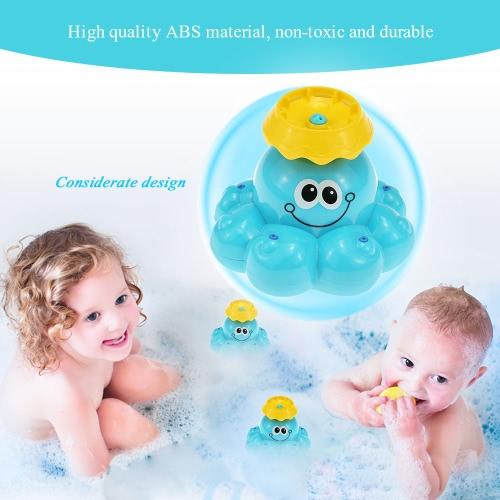 Детские игрушки ванны Ванная комната Душ Ванна Водоразбрызгивающая игрушки Ванна Играть воды Sprinker игрушки фото