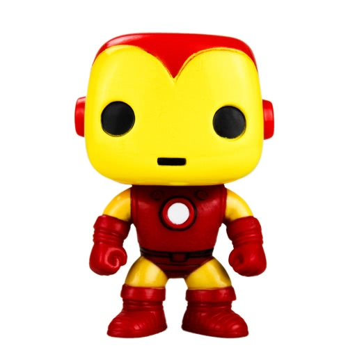 FUNKO film eroe Iron Man Action Figure