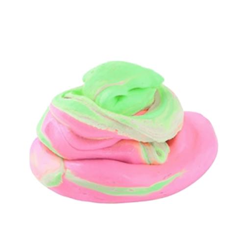 DIY Weiche Flaumige Floam Slime Duft Stressabbau Keine Borax Schlamm Baumwolle Schlamm Release Clay Spielzeug Plastilin für Kinder und Erwachsene Multicolor 1