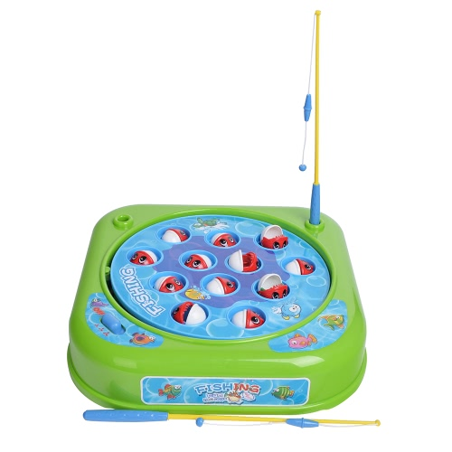 GOODWAY 8318 Fun Fishing Game Toys Early Educational Parent-child Toys Baby Kids Gift