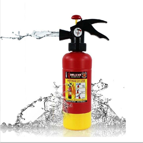 Fire Extinguisher Portable Squirt Water Gun