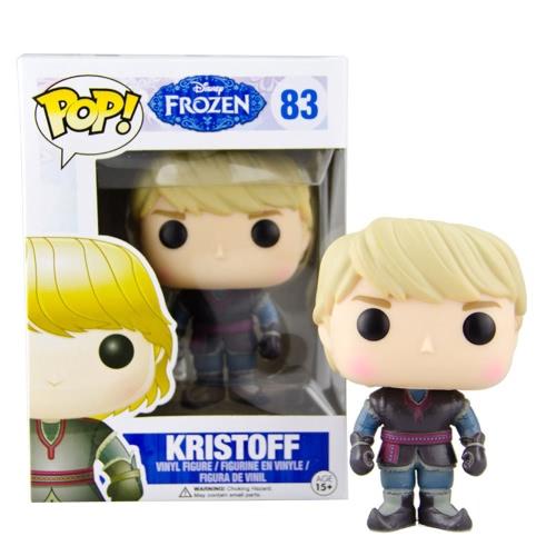 FUNKO POP Movie Frozen Kristoff Action Figure Vinyl Model Collection