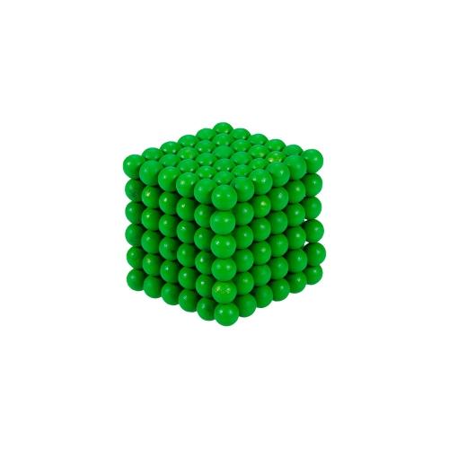 216Pcs 5mm Magnetic Balls Puzzle z efektem świetlnym Magic Iron Puzzle Układanki Rozwoju Intelligence i Stres Relief Toy