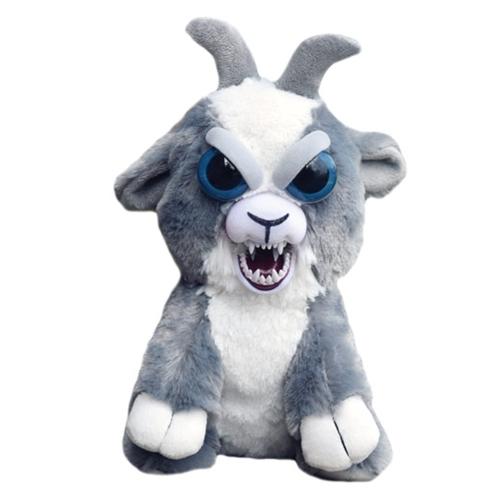 Feisty Pets Mini Unicorn Glenda Glitterpoop Keychainsおしゃれなぬいぐるみのおもちゃがぎこちなくなった