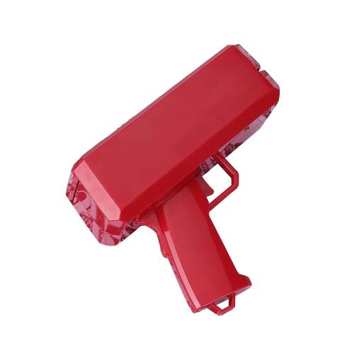 おかしいパーティーギフトの法案100pcs紙とマシンのポストマネー銃