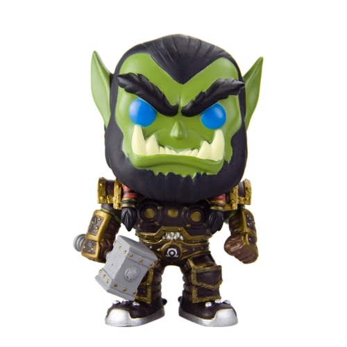 FUNKO POP Game WOW Action Figure Vinyl Figure Model Ornaments - Thrall