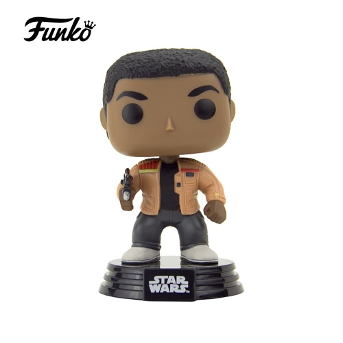 Funko POP Star Wars: Episodio VII - La Forza risveglia Finn Action Figure Collection Bobble-Head articolo decorativo