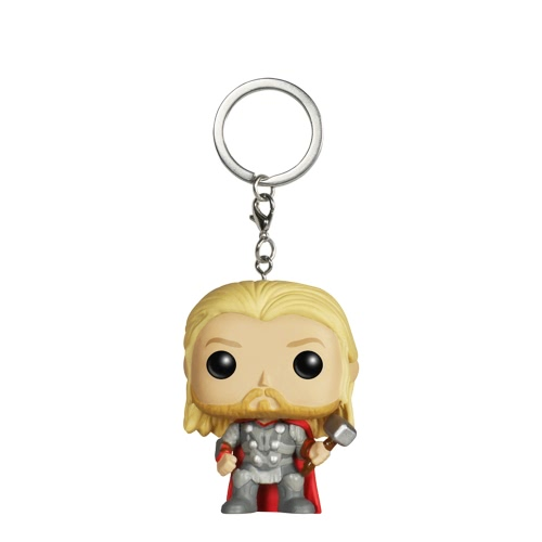 FUNKO Avengers 2 Thor Action Figure Keychain