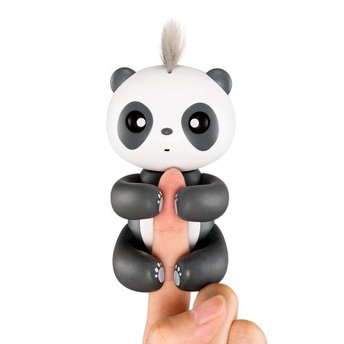 Giocattoli dell'animale domestico di induzione di tocco astuto del panda della punta delle dita