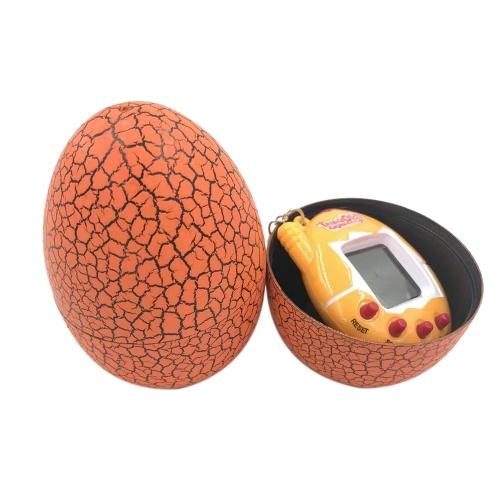多色たまごっち電子ペットトイサプライズ恐竜卵バーチャルサイバー面白い小型デジタルバーチャルペットクラックルタンブラーおもちゃ