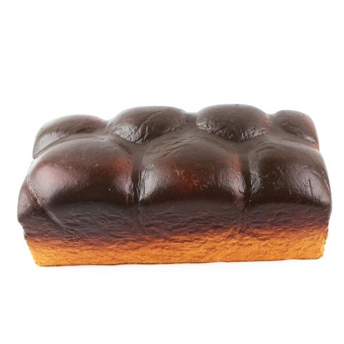 Weiches nettes großes Brot-Kuchen-Antistress Squishy langsam steigendes Spielzeug-künstliche Simulation entlastet Stress-Spielwaren für Kinder Erwachsene Angst-Aufmerksamkeits-Kaffee