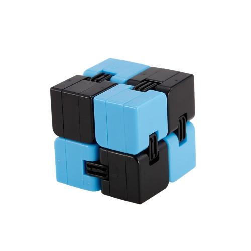 インフィニットキューブフィージェットキューブのスタイルでの圧力の減少インフィニティターンスピンキューブEDCキリングタイムのおもちゃ