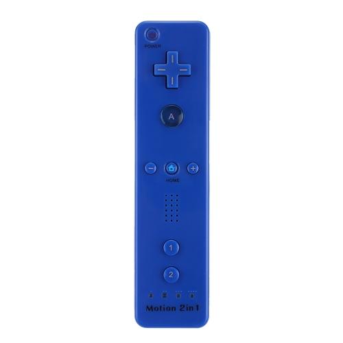 Fernbedienung mit integriertem Motion Plus für Nintendo Wii und Wii U