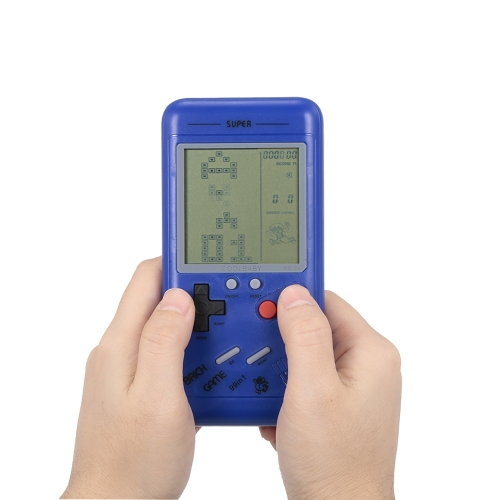 Pocket Handheld Game Console 2.2 pollici LCD Mini portatile Brick Game Player