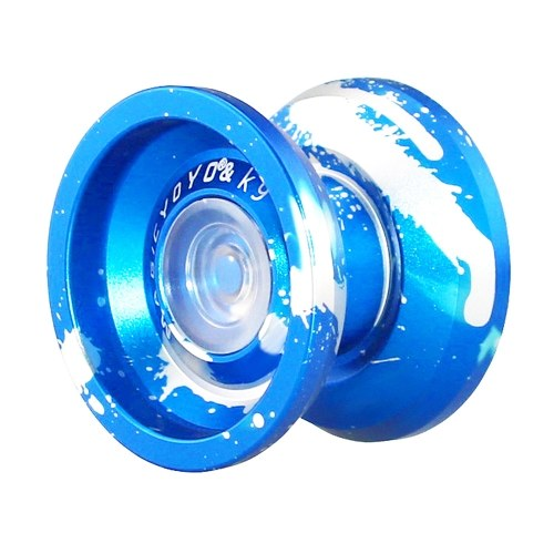 MAGICYOYO K9 Stop aluminium Aluminium Professional Yoyo Ball Spin Toy dla dzieci
