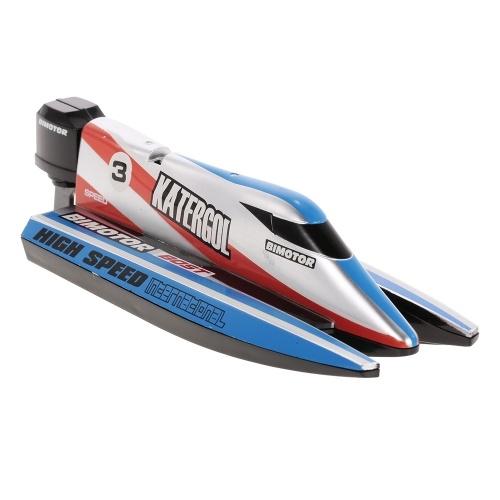Erstellen Sie Spielzeug Remote Speedboat 3313M 2,4 GHz Mini Radio Control Elektro RC Racing Boot