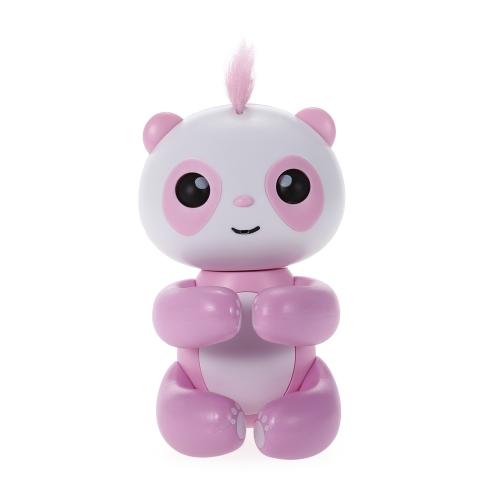 Fingertip Panda Smart Touch Induktion Pet Spielzeug Interaktive Spaß Fingertip Spielzeug Nette Hängende Puppe Beste Kinder Geschenk