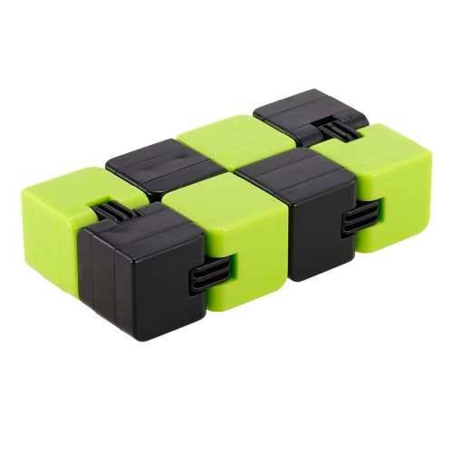 Infinite Cube Fidget Cube in Style Druckreduzierung Spielzeug Infinity Turn Spin Cube EDC Töten Zeit Spielzeug