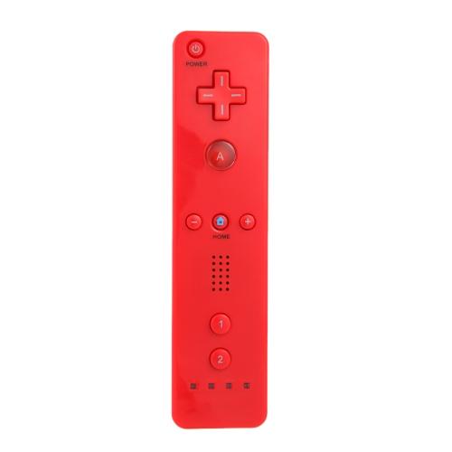 任天堂WiiとWii Uビデオゲーム用シリコンケース付きリモコン