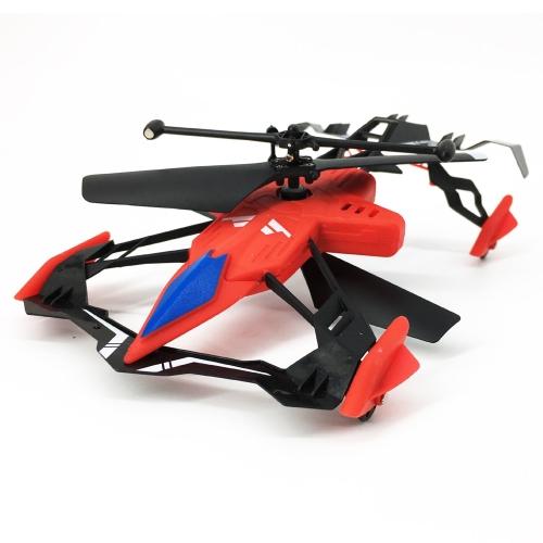 ヘリコプターモデルスイッチブレードアエロダイングラウンドとエアレースRCヘリリモートコントロール航空機子供用新年のクリスマスのためのジャイロ車のおもちゃ