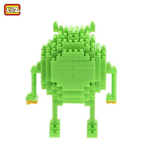 LOZ Nano Blocks Bloki mikrostrukturalne Zabawki Mini Bloki Diamentowe Zabawki DIY Zabawki 9162